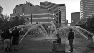 Portland - Fountain