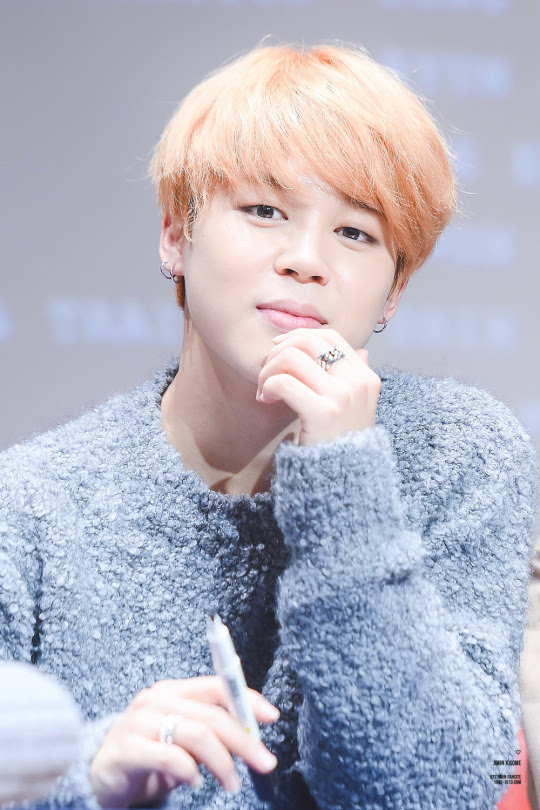 Cute Jimin~ - Kimchi's Center foto (39435988) - fanpop