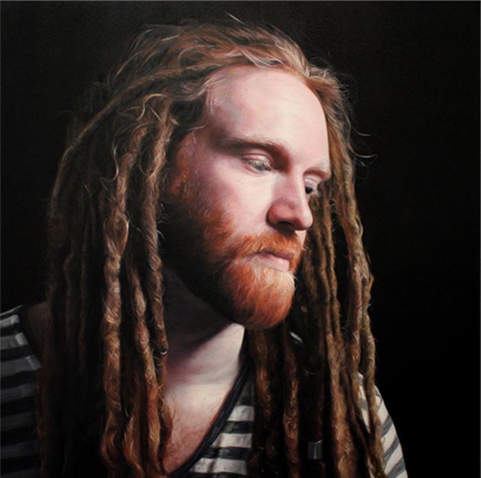 As incríveis pinturas de Joe Simpson 13