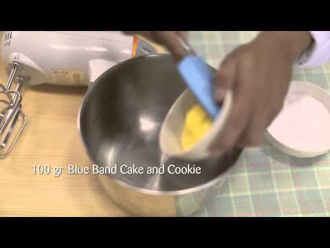 Resep Kue Blue Band Cake And Cookies