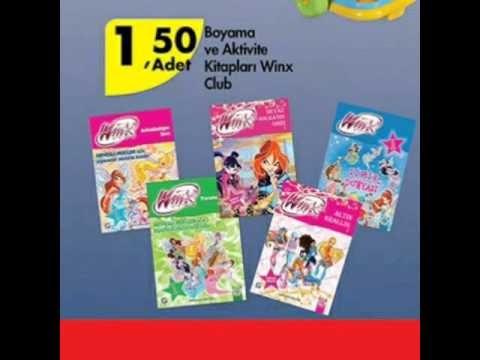 Winx Miusa Boyama