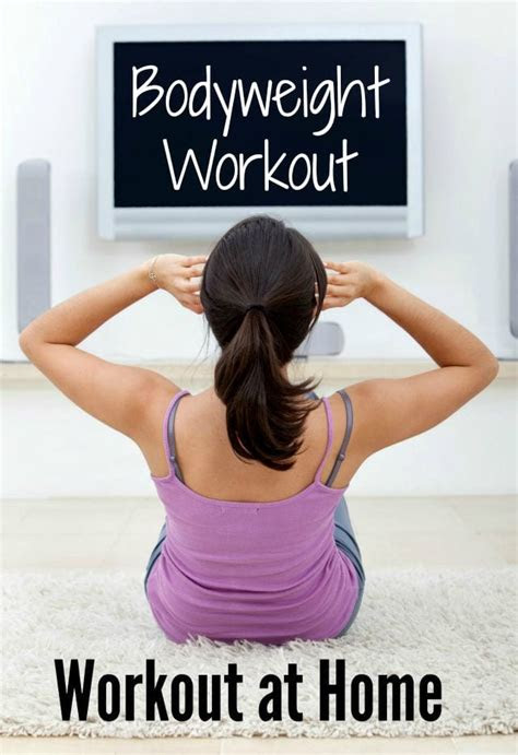 beginner bodyweight home workout shaping     mom