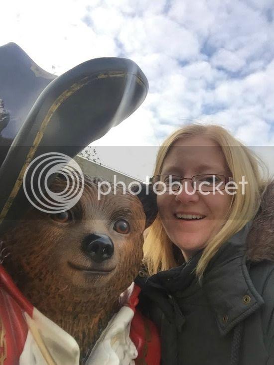 Paddington selfie