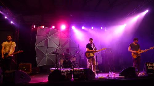 We were promised jetpacks @ plissken Fest 12/05/12
