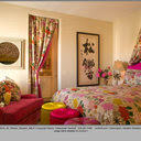 Mirror Over Bed Design Ideas, Pictures, Remodel, and Decor