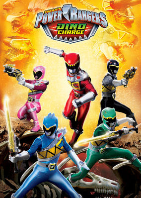 Power Rangers Dino Charge - Season 1