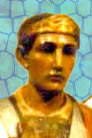 Octavio u Octaviano, Santo