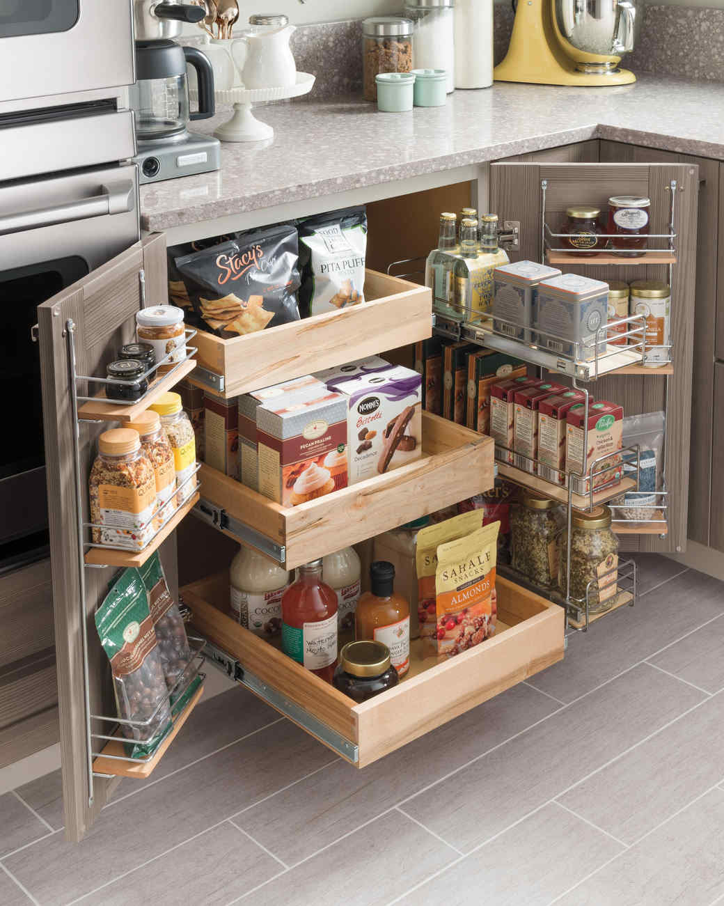 Small Kitchen Storage Ideas for a More Efficient Space ...