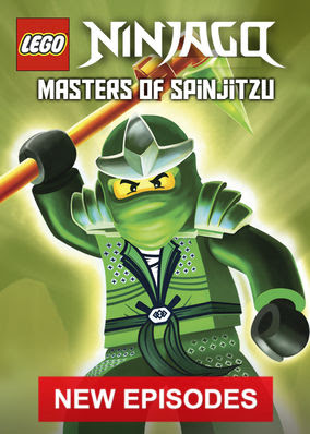 LEGO Ninjago: Masters of Spinjitzu - Season 4