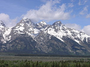 Photo in or around Grand Teton National Park
