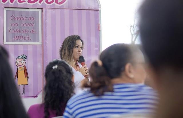 La Plaza Shopping e Dra Selvanir realizam ação gratuita com consultas ginecológicas e exames para mulheres de baixa-renda
