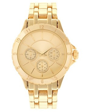 Image 1 ofASOS Watch Gift Set  with Interchangeable Bezel Face