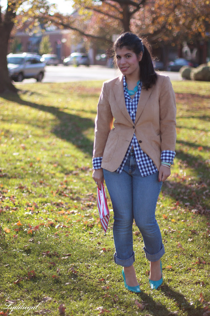 Stripes and gingham
