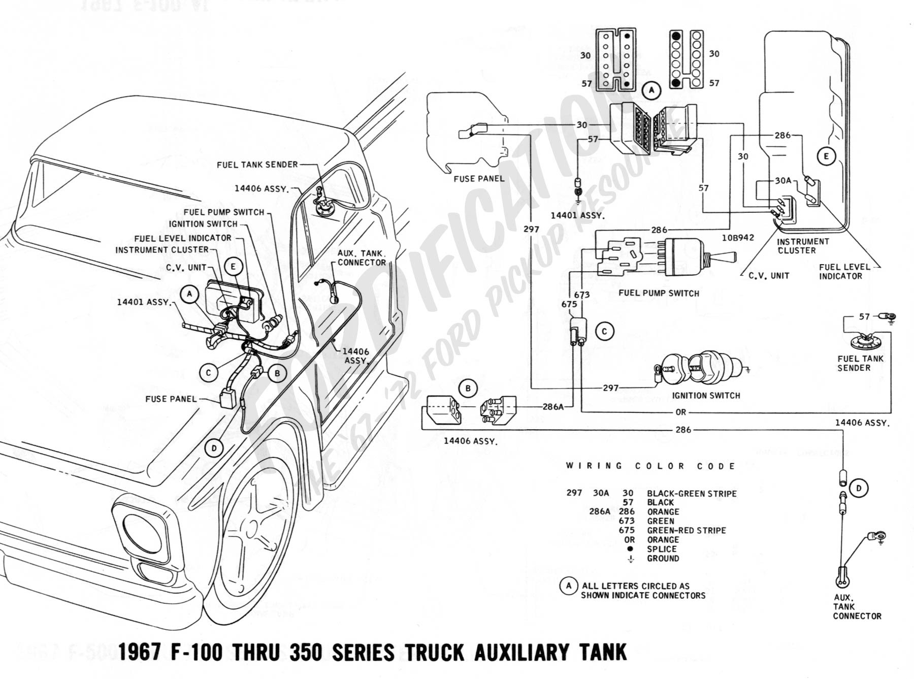 1975 Ford Ignition Wiring Diagram