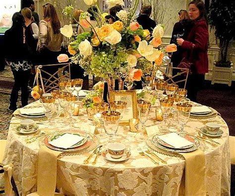 Decoração de Bodas de Ouro: 10 ideias para caprichar na festa