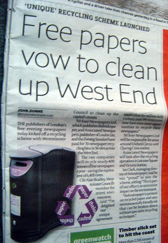Free paper clean-up vow