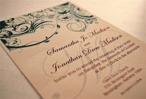 Top 5 Wedding Invitation Etiquette Q&A?s