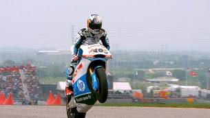 Austin Moto2 Race Vinales