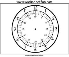 A set of worksheets to use when developing analogue clock skills ...