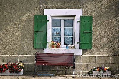 wood doors and windows, glass, rolled shutters for windows ...