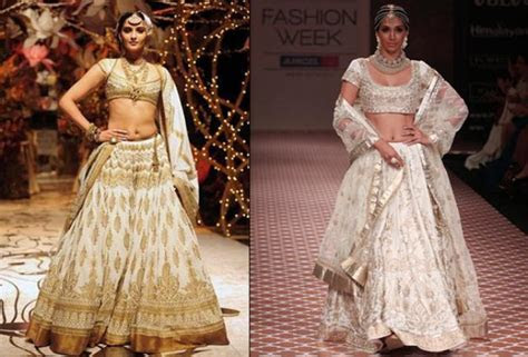 White Bridal Lehenga Style Ideas For Brides Who Want