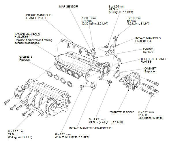Circuit Electric For Guide  2007 Honda Fit Engine Diagram
