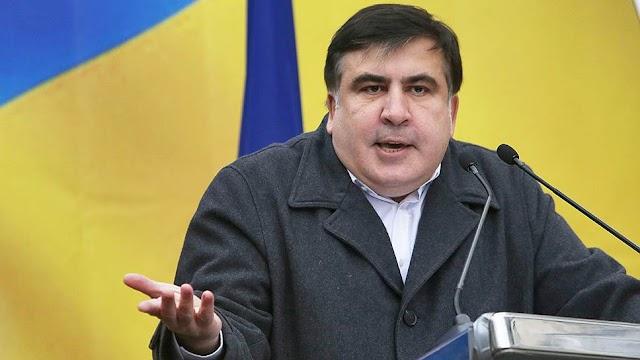 Грузія вимагає від України пояснень через чергові заяви Саакашвілі