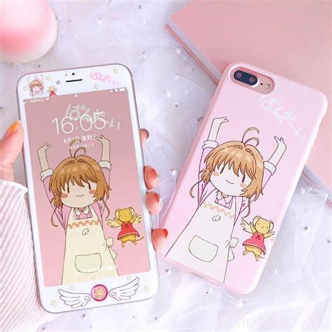 cardcaptor sakura phone case  iphone splusplus