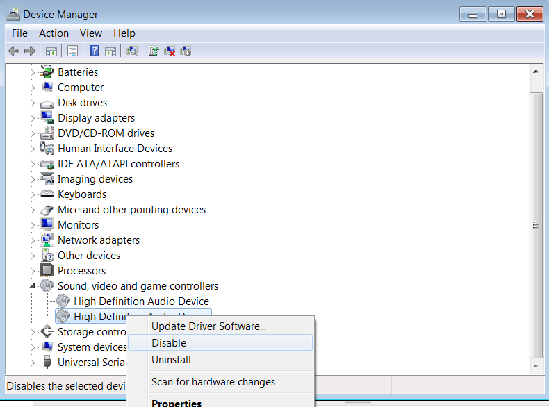audio - How to enable, disable, and switch between internal and external microphones in Windows ...