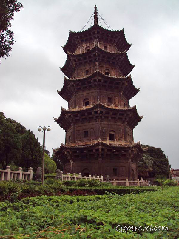 Kai Yuan Temple Fujian