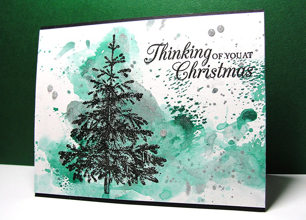 Inky Christmas