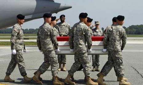 AS Hadapi Kekalahan di Afghanistan