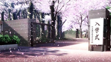 anime scenery aniplays