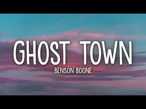 Benson Boone - Ghost Town (Lyrics)