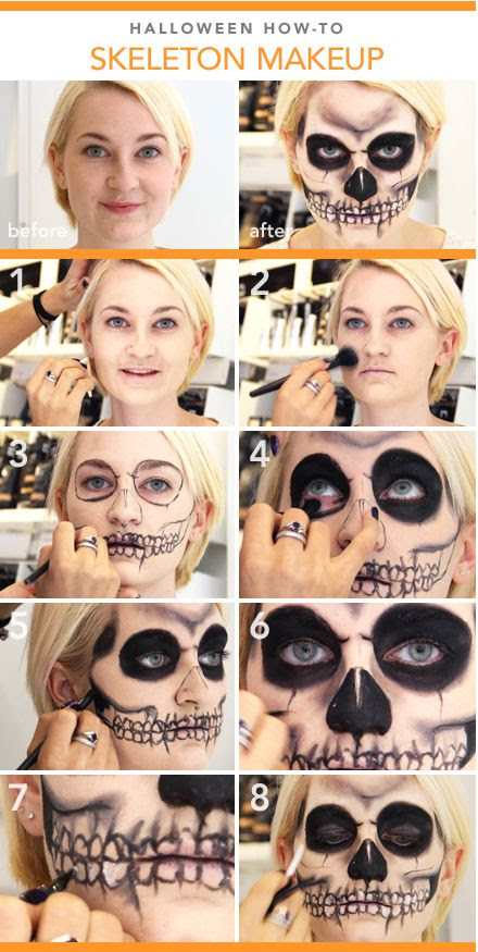 Halloween How-To: SFX Skull!