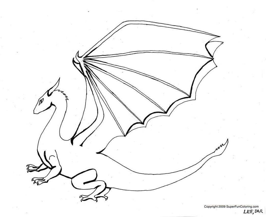 157 Dibujos De Dragones Para Colorear Oh Kids Page 7