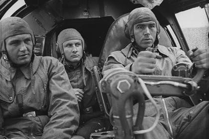 Опубликованы снимки бомбившего Москву летчика люфтваффе