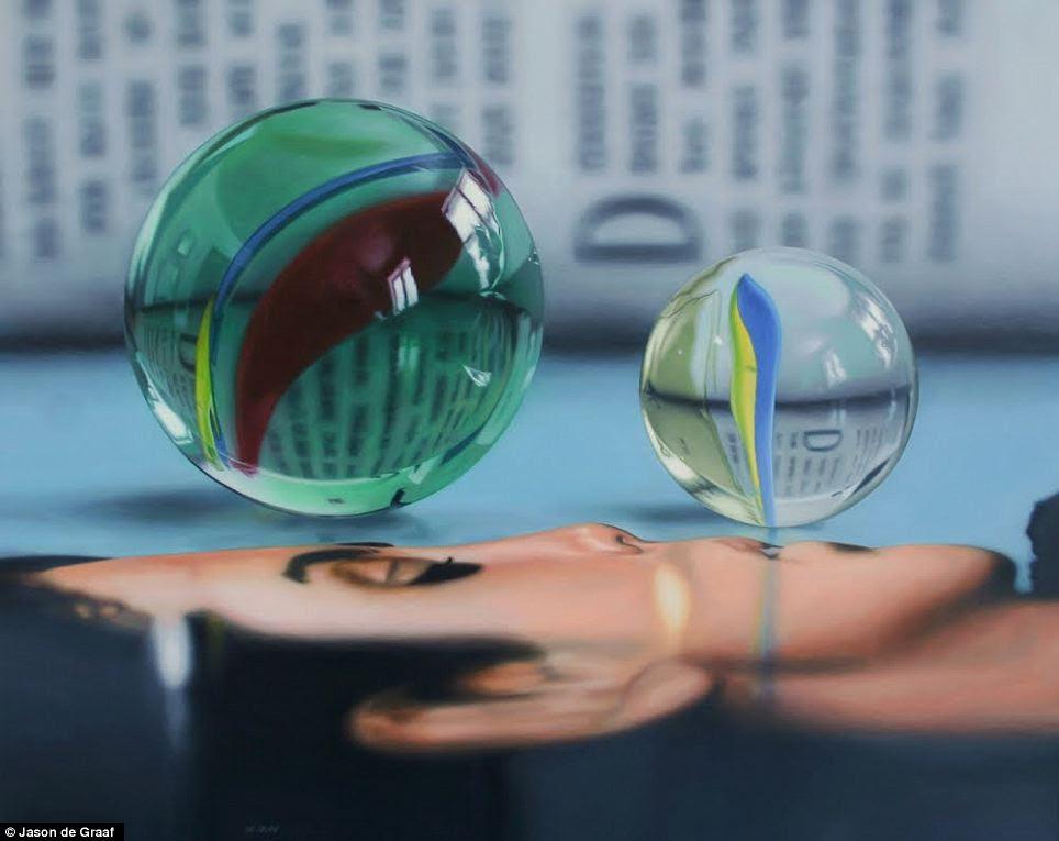 Vanity Fair: Acrylic on canvas 30in x 24in