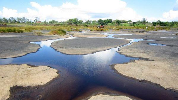 Danau Aspal Terbesar di Dunia