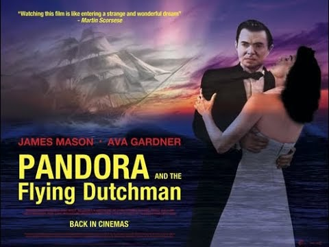 Ava gardner web site pandora and the flying dutchman 1951 for Gardner website