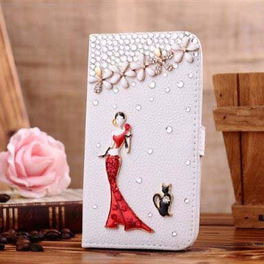 AMAZING HANDMADE CASES AND WALLETS FOR SAMSUNG GALAXY S5 FOR LADIES