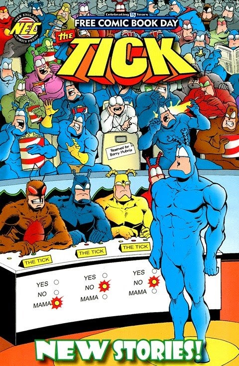 The Tick Comic Book Download