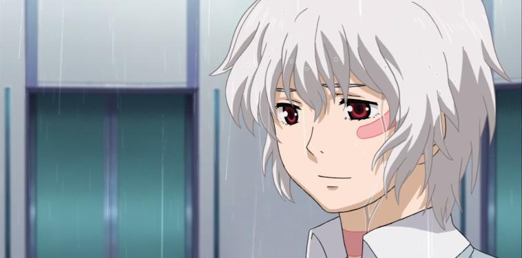 No6 Anime Shion