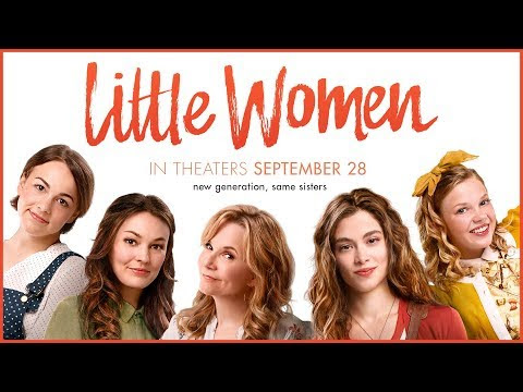 Little Women In Theaters September 28 {A Review}