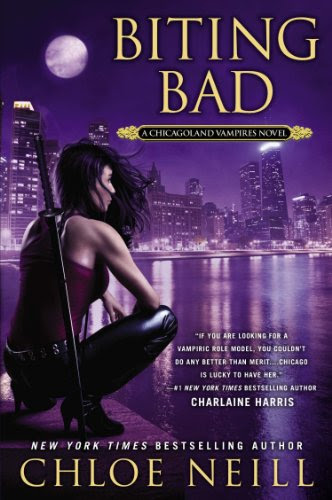 Biting Bad: A Chicagoland Vampires Novel by Chloe Neill