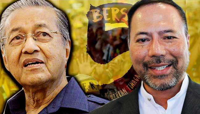 Khairuddin-Mahathir
