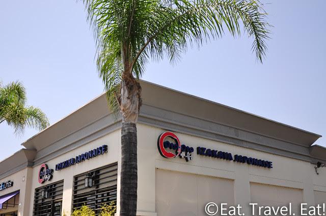 Oto-Oto Izakaya Japonaise- Monrovia, CA: Exterior