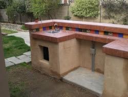 DIY Backyard Barbecue