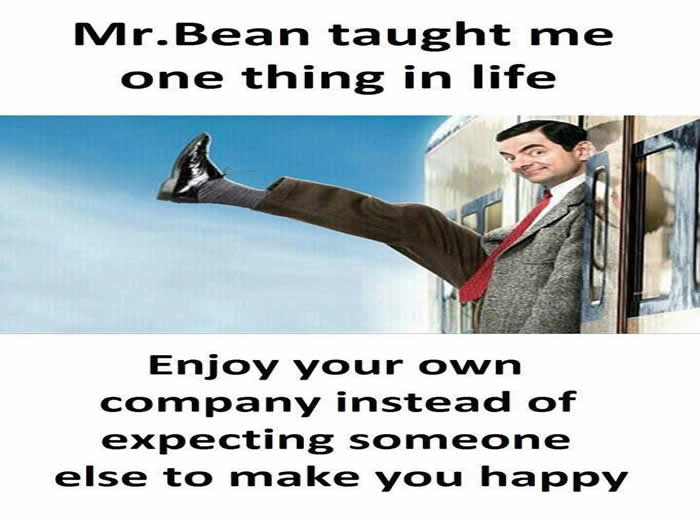 Every One Remember Mr Bean But Any One Think What He Teach Us
