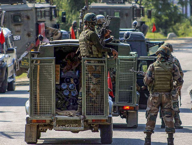 Indo-Pak Ceasefire Will Have No Bearing On Anti-Militancy Ops: Army